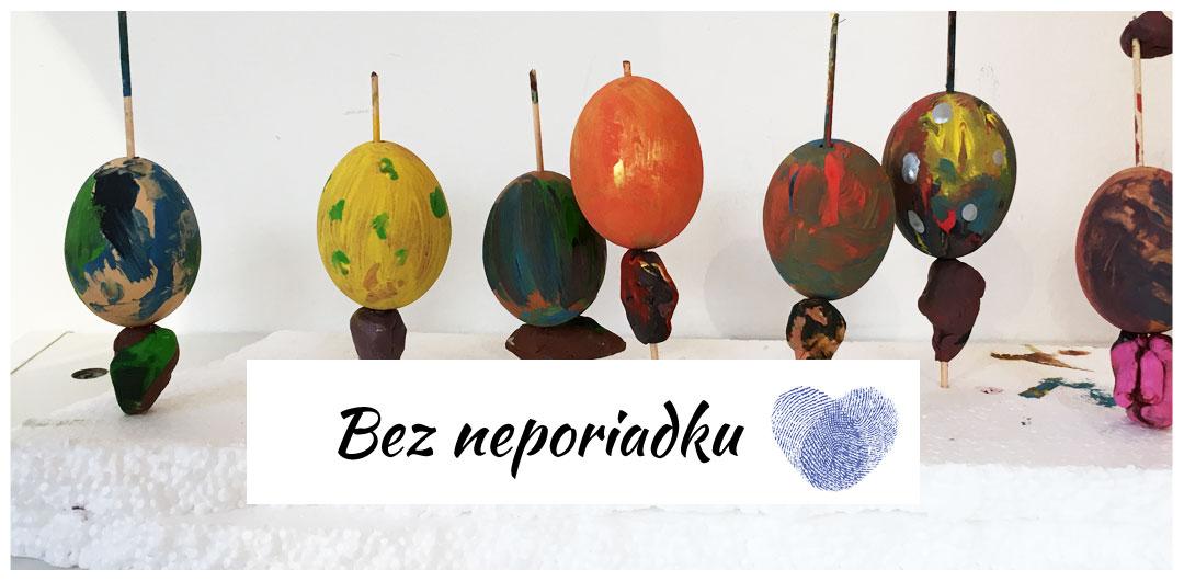 Ako s deťmi maľovať veľkonočné vajíčka